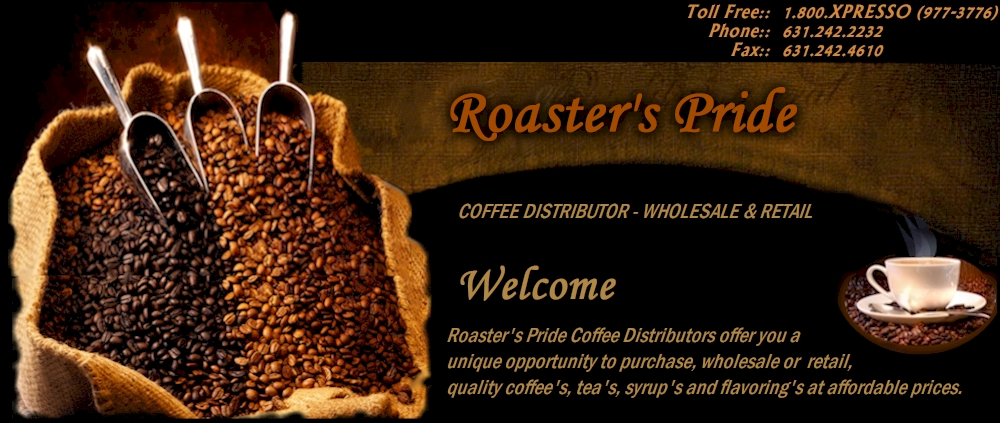 Long Island New York Coffee Distributor